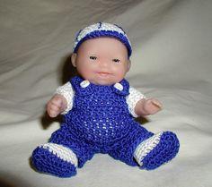 "Baseball Itty Bitty Baby Boy 5"" Lots of Love Babies | eBay"