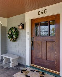 15 Most Stunning Farmhouse Front Door Design Most Stunning Farmhouse Front Door Design Ideas – BosiDOLOTHouse entrance exterior entryway doors 52 IdeasHouse entrance exterior entryway doors 52 IdeasWide front door entrance hallways Best Door Design, House, Craftsman Front Doors, House Exterior, Farmhouse Front Door, Farmhouse Doors, Rustic Front Door, Big Doors, Craftsman Exterior