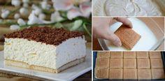 kremdortnahledak Vanilla Cake, Sk 2, Desserts, Food, Perfect Wife, Vanilla Sponge Cake, Meal, Perfect Woman, Deserts