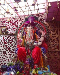 New pin for Ganpati Festival 2015 is created by by krishhagarwal with #God #Ganesh #Idol #Flowers #Sweets #Krishna #RadheKrishna #2015 #GanpatiBappa #Hinduism #Colorful #Festival #HomeSweetHome #NaturalAmbience #Beautiful #Decoration #NoFilter #iPhoneCam #iPhone5 #Photography #India #Hyderabad #instagram #Instalike