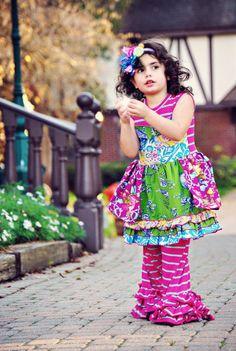 Such pretty colors...