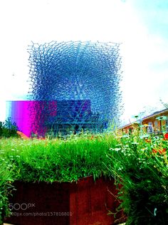 Flowering pavillon by sassixsassix #architecture #building #architexture #city #buildings #skyscraper #urban #design #minimal #cities #town #street #art #arts #architecturelovers #abstract #photooftheday #amazing #picoftheday