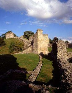 Pickering Castle | English Heritage