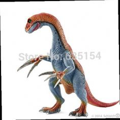 42.46$  Watch now - http://aliw59.worldwells.pw/go.php?t=32220362483 - Free Shipping Land Animals Figure Toys Therizinosaurus 25cm(High) PVC Dinosaur Figure Model Toy For Education/Gift/Collection 42.46$