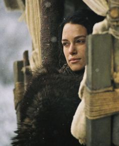 Keira Knightley as Guinevere in King Arthur - 2004