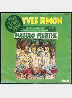 BO Diabolo Menthe, Yves Simon