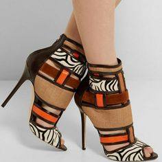 Wow!!! Its African inspired