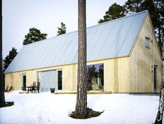 House by Birkeboo , Sweden