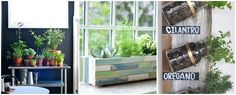 Gardening Tricks for Smaller Spaces  - HouseBeautiful.com