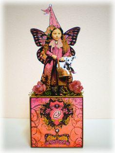 One of my fav ATBs!!! LOve it! Altered Fairy Block