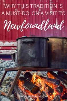 Planning a holiday to Newfoundland? Do this to traditional activity when visiting Newfoundland! Things to do in Newfoundland, Canada travel guide, Newfoundland travel. north america travel Why This Newfoundland Tradition is a Can't Miss Experience Toronto Canada, Alberta Canada, Quebec, Solo Travel, Travel Tips, Travel Ideas, Travel Stuff, Canada Winter, Canada Holiday