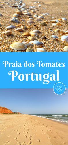 Ein Portugal Reisebericht. Es geht über Faro an den Praia dos Tomates, einen traumhaft schönen Strand an Portugals Küste.