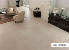 #SUNROCK bourgogne and travertino almond | #AtlasConcorde | #Tiles | #Ceramic | #PorcelainTiles