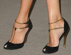 Gucci, black, shoes, sandals, heels
