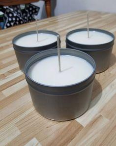 Florececandles #candles #scentedcandles #homemade #etsy #etsyshop #online #onlinestore #lavender #peach #amberbergamot #pomegranate #maplebutterscotch #scent #soywax #soywaxcandles #handpouredcandles #tincans Soy Wax Candles, Scented Candles, Bergamot, Pomegranate, Lavender, Fragrance, Peach, Etsy Shop, Homemade