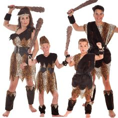 Carnival, Group Costumes