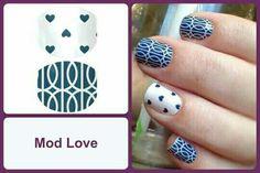 #ModLoveJN Jamberry Juniors Shop at https://jamminmomma79.jamberry.com/ #angiesjammies #manicure #naildesign #nailart #nailwraps #nails #diy