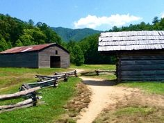 Cade's cove, Pigeon Forge, Tennessee