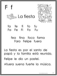 Preschool Spanish Lessons, Spanish Teaching Resources, Speech Language Therapy, Speech And Language, Learning Activities, Kids Learning, Bilingual Education, Montessori Education, Rhyming Words