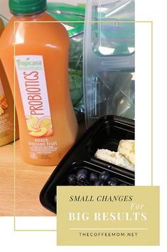 Small lifestyle changes will yield big results #ad #healthyliving