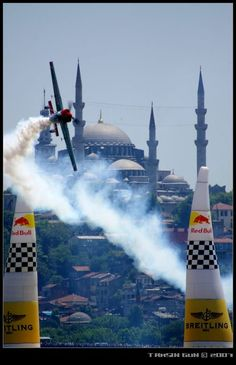 Istanbul Red Bull Air Race - Istanbul, Istanbul