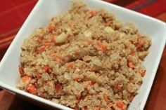 apple quinoa recipe.