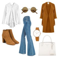 """""""."""" by elliefox28 on Polyvore featuring Aquazzura, River Island and Skagen"""