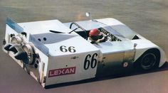 Chaparral 2J Can-Am 1970 Vic Elford