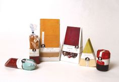 Designed by Ryan Bosse, a design student at Fort Hays University Nice assorted food #packaging PD
