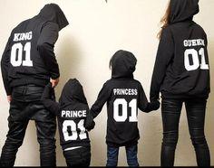 Family Goals Hoodies