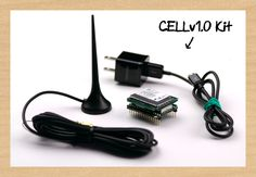 SparqEE CELLv1.0: Cellular made easy (Arduino/Pi/+) by SparqEE — Kickstarter