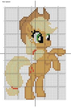 Applejack by ~Stinnen on deviantART
