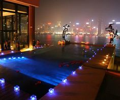 The worlds most luxurious spa pools and baths - only $14, 0000/night in Hong Kong! http://www.aluxurytravelblog.com/2013/09/30/the-worlds-most-luxurious-spa-pools-and-baths/