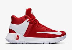 Free Shipping Only 69$ Nike KD Trey 5 IV Team Pack University Red