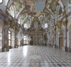 Tiepolo. Kaisersaal del palacio de Würzburg -1750