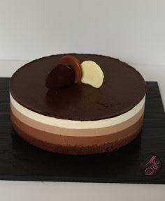 Pudding Recipes, Cake Recipes, Chcolate Cake, Macaron Caramel, Tasty Chocolate Cake, Cake & Co, Something Sweet, Food Pictures, Sweet Recipes