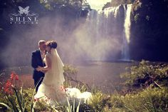 Shine Studios - Wedding Photographers - Waiheke Island - Rainbow Falls Rainbow Falls, Waiheke Island, Photographers, Studios, Weddings, Park, Wedding Dresses, Bride Dresses, Wedding