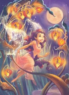 TALENT: Light In her original appearance, Fira was called Moth. Fira in the comics: APPEARANCES: Fairy Dust and the Quest for the Egg The Trouble with Tink Lily's Pesky Plant Rani in the Mermaid Lagoon Fira and the Full Moon In the Realm of the Never Fairies: The Secret World of Pixie Hollow…