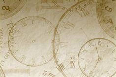 Vintage Clocks Background