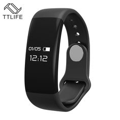 >> Click to Buy << TTLIFE Smart Bracelet H30 Bluetooth Smartband Heart Rate Monitor Wristband Tracker Fitness Watch for Android/iOS PK Mi band 2 #Affiliate