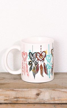 Dream Catcher Mug - New Arrivals