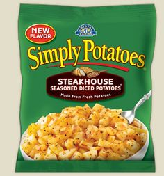 Review & Giveaway – Back To School & Comfort Food with Simply Potatoes