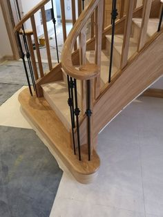 Stockwell Ltd are Scotland's specialist timber staircase manufacturers, providing unrivalled service to: major house builders; builders and home owners. Staircase Spindles, Metal Spindles, Timber Staircase, Staircase Design, Staircase Manufacturers, Bespoke Staircases, Outdoor Furniture, Outdoor Decor, Home Builders