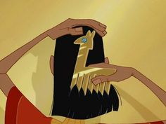 Kuzco& Llama Comb -The Emperor& New Groove- by AlpacaSammich - Thingiverse Disney Animated Movies, Disney Movies, Disney Characters, Dreamworks, Disney Art, Disney Pixar, Kuzco Disney, Emperors New Groove, Inca