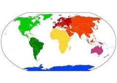 7 continenten - Google Search