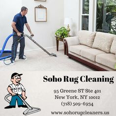 SoHo Rugs offer 100% Toxin free organic carpet cleaning services, Upholstery cleaning, Rug cleaning with latest technology in the great metro area of New York.