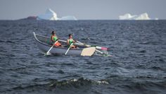 In pictures: Newfoundland's Great Fogo Island Punt Race Newfoundland, Globe, Racing, Boat, Island, Pictures, Travel, Running, Photos