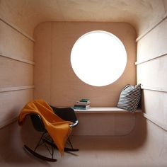 discarded construction trailer transformed into flexible dwelling by gent-based architecture practice karel verstraeten