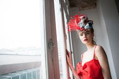 Boüret CocoLizzie Dresses, Fashion, Role Models, Glamour, Weddings, Summer, Fotografia, Art, Ear Jewelry