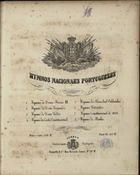 FRONDONI, Angelo, 1812-1891 Hymno do Minho. - Lisboa : Sassetti, 185--53]. - v. ; 32 cm. - (Hymnos nacionaes portuguezes ; 8)